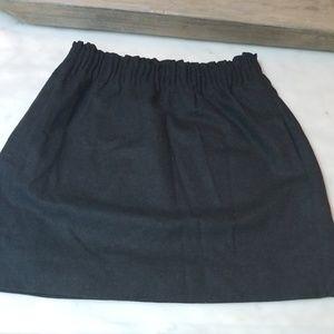 J.Crew Wool Skirt